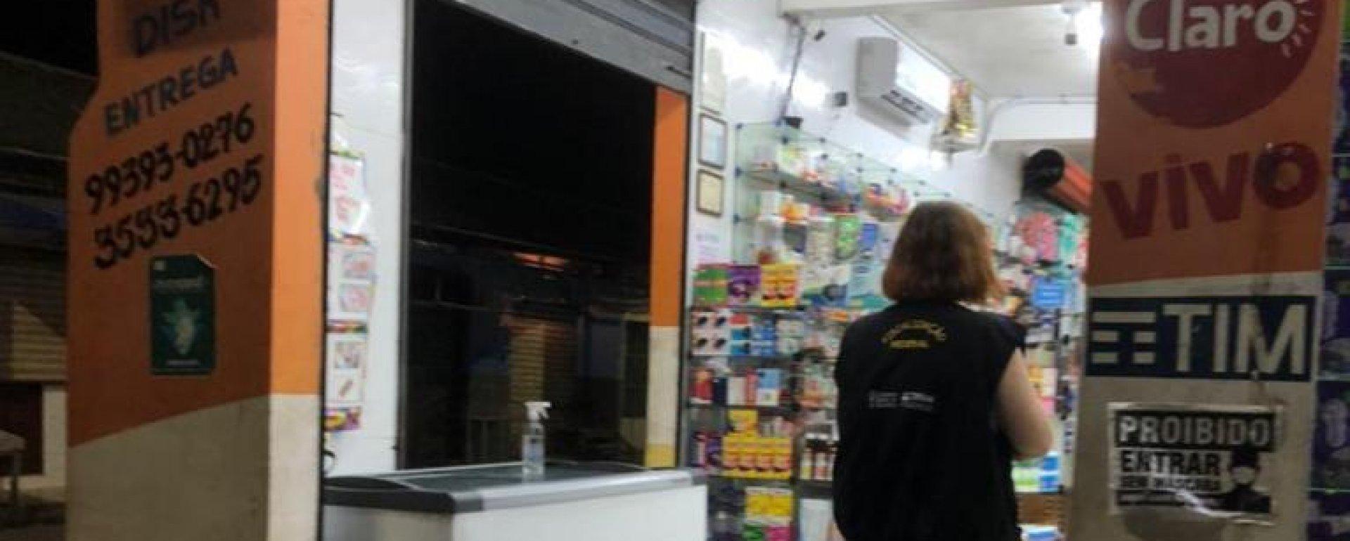 CRF-AM fiscaliza estabelecimentos de Nhamundá, Parintins e Barreirinha