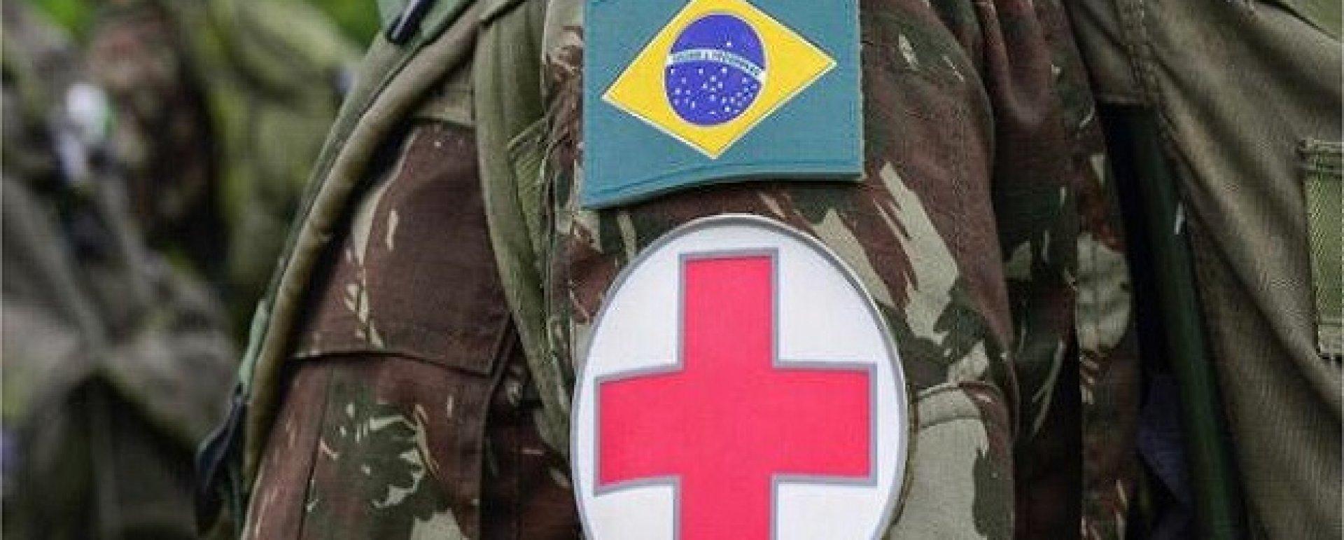 Comando da 12ª Região Militar do Exército anuncia seleção para área de Saúde