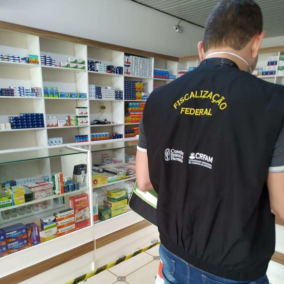 CRF-AM realiza 50 inspeções em Itacoatiara